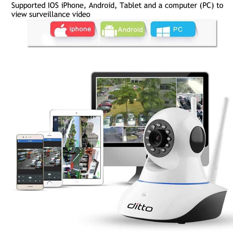 WIFI IP Smart Net Camera