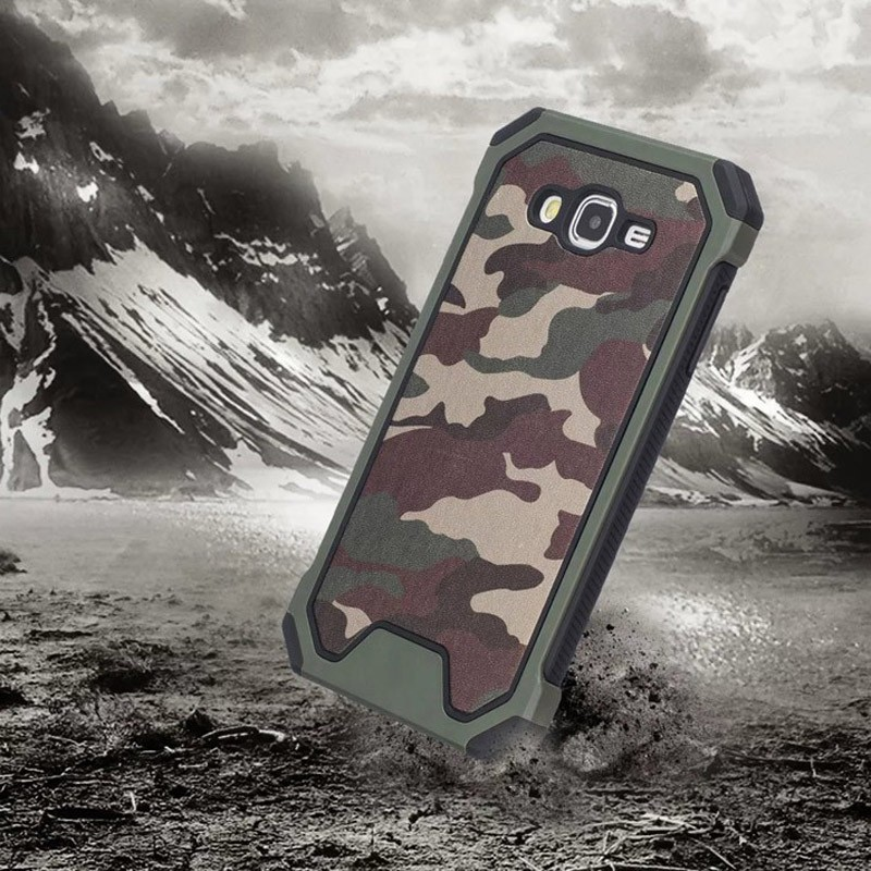 quality design 38c5b 545d1 Army Design Camouflage Case For Samsung Galaxy S6 Edge