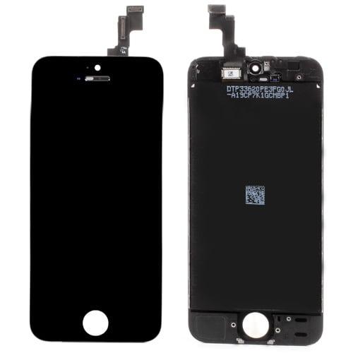 midgrade lcd panel screen and digitizer assembly black for iphone 5se g h 7 days warranty. Black Bedroom Furniture Sets. Home Design Ideas
