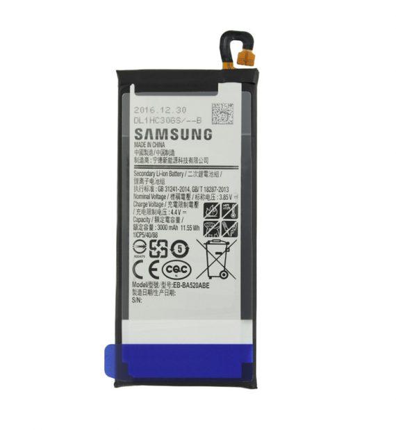 Samsung Shows Bracelet Battery Forward