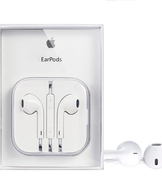 Apple Headset EarPods for iPhone White Original – Gadgets