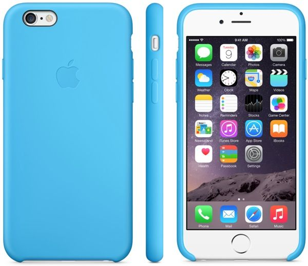 Apple Silicone Case for iPhone 6/6S – Gadgets House