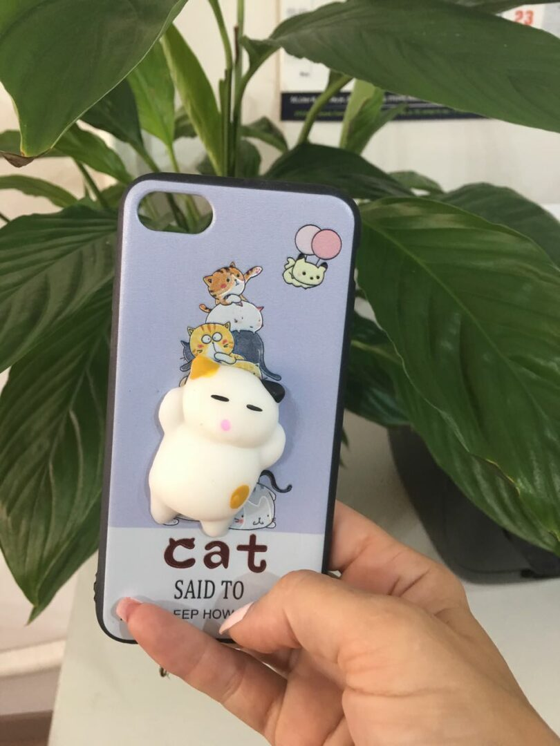 Squishy Cat For Phone : Squishy Cat Case for iPhone 7 Plus ? Gadgets House