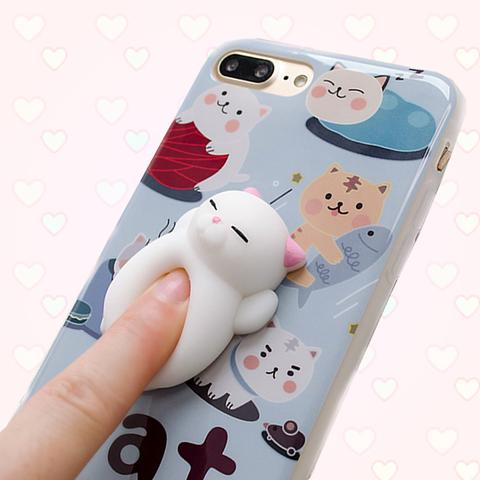 Squishy Cat Belly Phone Case : Squishy Cat Case for iPhone 6/6S ? Gadgets House