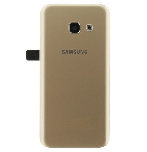 Battery Cover for Samsung Galaxy A3 2017 / A320 Gold ...