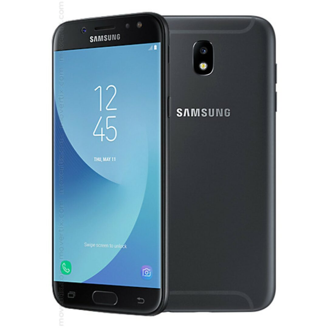 mobile phone samsung galaxy j5 2017 duos 16gb black. Black Bedroom Furniture Sets. Home Design Ideas