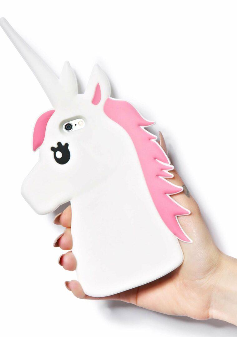 cover iphone 6 unicorni