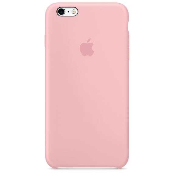 the best attitude d506a c15cc iPhone Silicone Case for iPhone 6/6S Plus PINK
