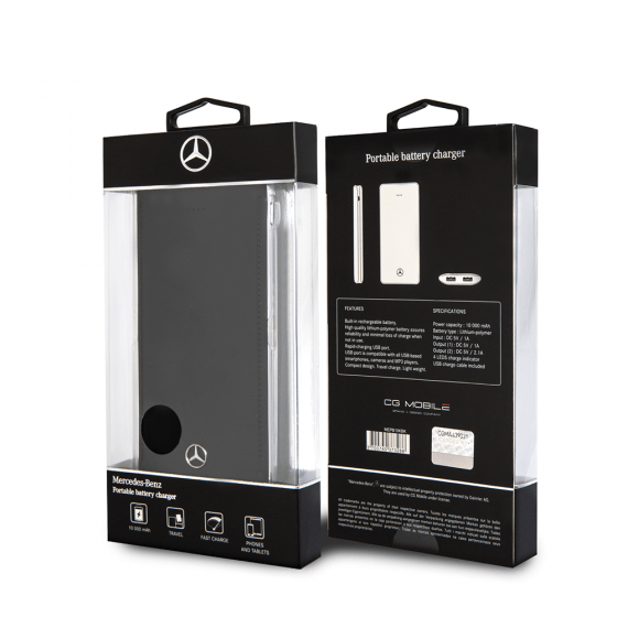 Mercedes benz power bank portable battery charger 10 for Mercedes benz technical support