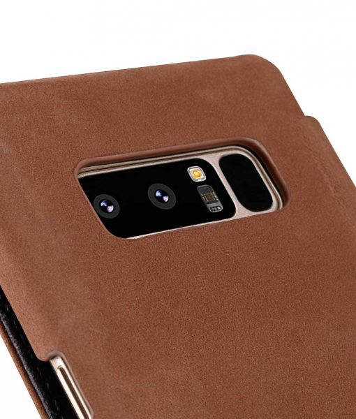 LAVANN Leather Book Case for Samsung Galaxy