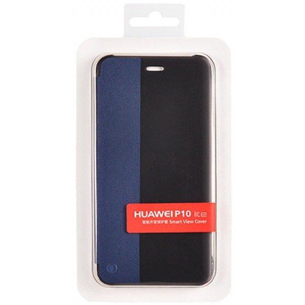 promo code 2d659 56097 SMART VIEW Case/Cover for HUAWEI P10 Lite 51991908 BLUE ORIGINAL