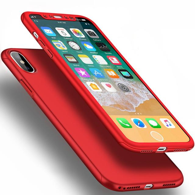 cover iphone x 360