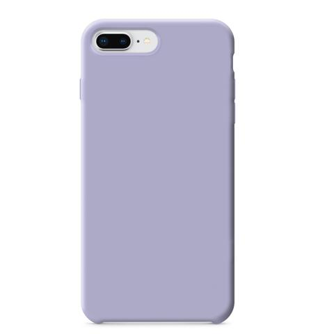 low priced 43509 5c174 iPhone Silicone Case for iPhone 7 Plus LAVENDER
